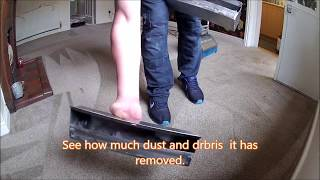 Emsleys carpet cleaning, Advance clean