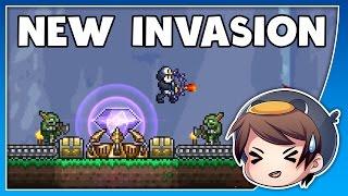 NEW INVASION - TIER 1 - EXPERT MODE // Terraria 1.3.4