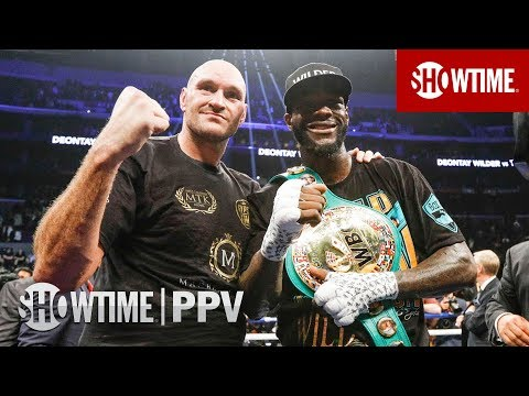 Wilder vs. Fury: Post-Fight Interview with Jim Gray | SHOWTIME PPV