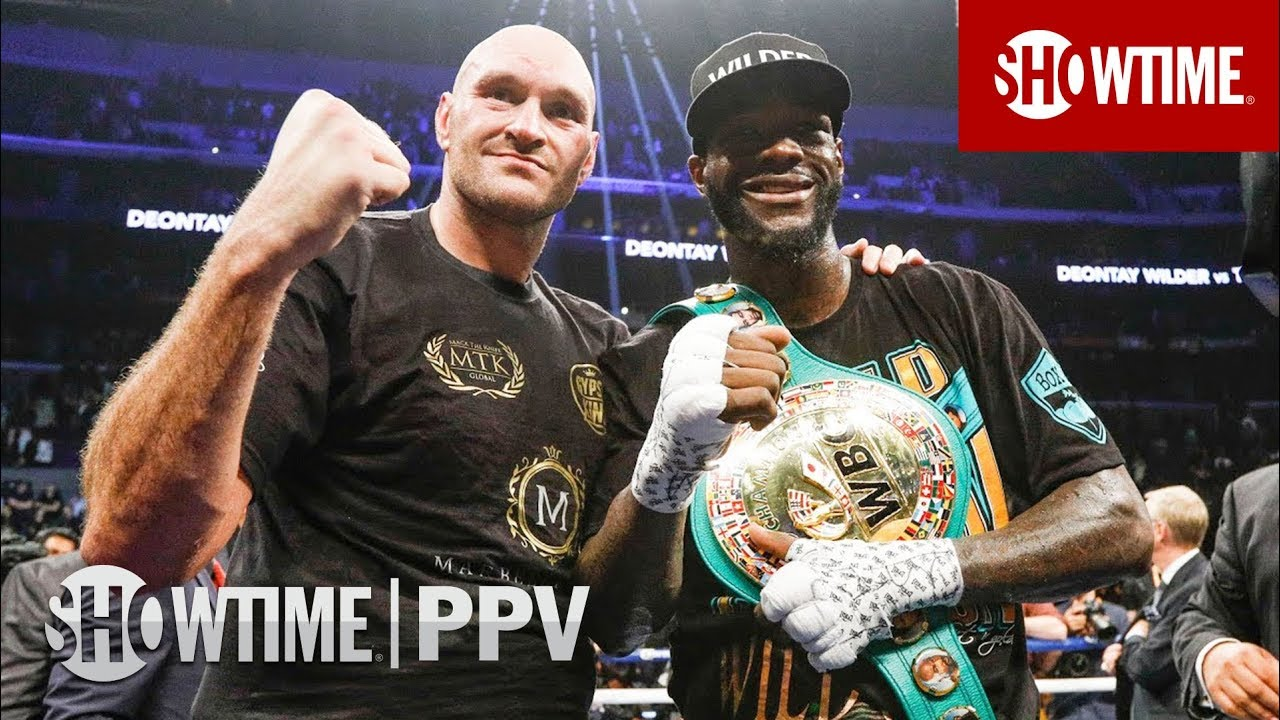 Download Wilder vs. Fury: Post-Fight Interview with Jim Gray | SHOWTIME PPV