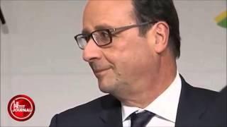 HOLLANDE : Ses pires Gaffes et Bourdes - La honte !