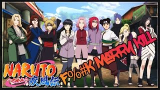 What Have I done!!! F%#K, MARRY, KILL Naruto Shippuden Edition!!!