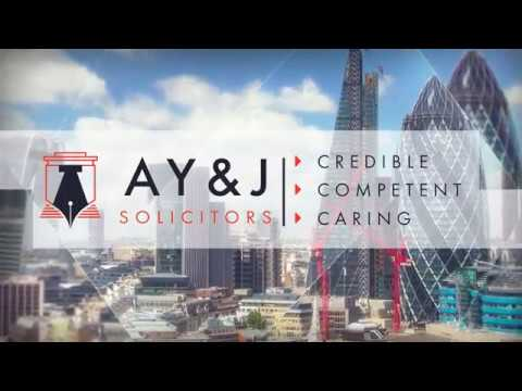 A Y & J Solicitors – UK Immigration Law Firm in London
