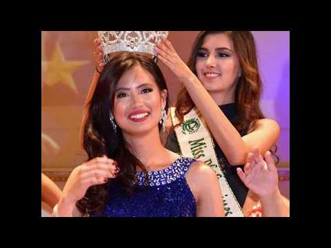 Angeline Flor Pua Miss BelgiumFilipino-Chinese Angeline Flor Pua crowned Miss Belgium