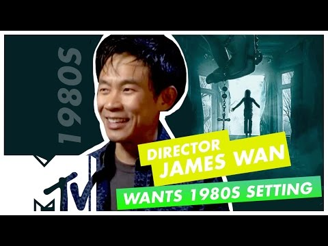 The Conjuring 3: Director James Wan Wants 1980s Setting! l MTV