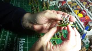 15mm Fantasy Orc Army from Black Raven Foundry Pt. 1