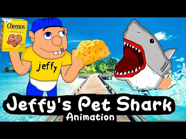 SML Movie: Jeffy's Pet Shark! Animation