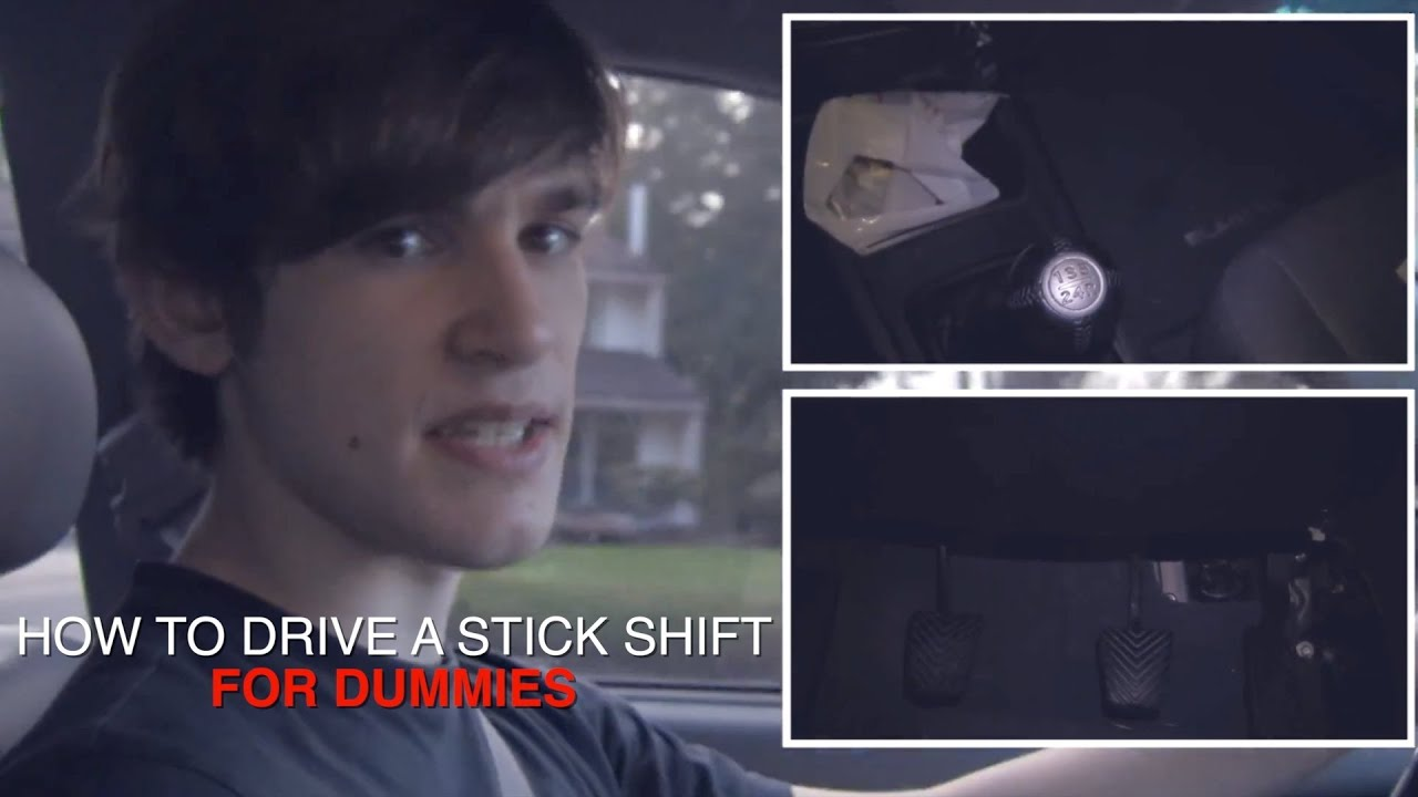 how to drive a stick shift for dummies youtube rh youtube com Auto Repair for Dummies Auto Repair for Dummies
