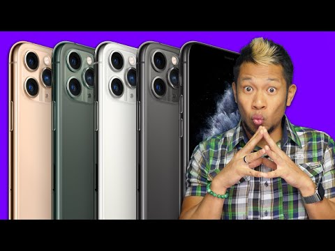 New Things We've Learned Before The IPhone 11 Pro/Apple Watch Series 5 Launch