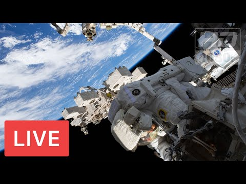 WATCH LIVE: NASA Spacewalk outside the International Space Station #Expedition59 #EVA54 @8:05am EST