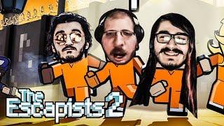 The Escapist 2 - Hapisten Kaçma Oyunu w/ ZeuSidiouss