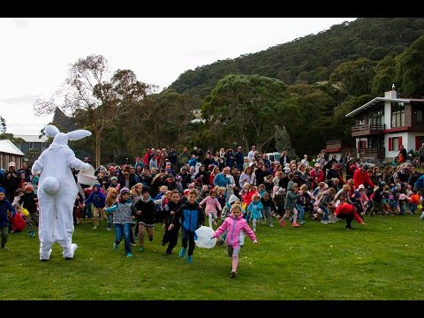 Easter Holidays In Thredbo