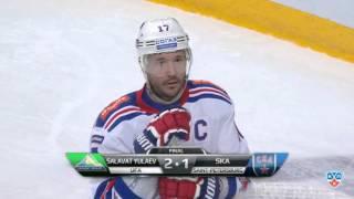 Ковальчук после матча Салават Юлаев - СКА