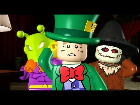 LEGO Batman 100% Guide - Episode 3-1 - Joker