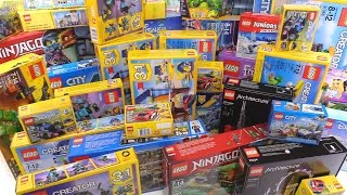 My biggest LEGO haul from Toys R Us, EVER 📦 #iHazAbox