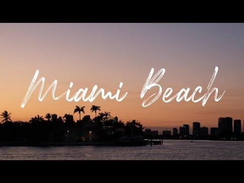 MIAMI BEACH EN JET PRIVE | Travel Diary