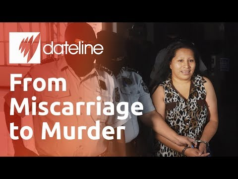 From Miscarriage to Murder