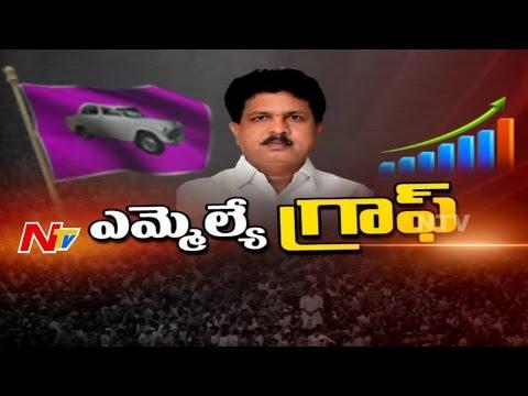 Kukatpally MLA Madhavaram Krishna Rao || NTV Special Ground Report || MLA Graph
