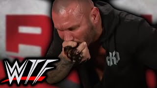 WWE RAW WTF Moments (22 Feb) | Randy Orton Attacked By Papa Shango?! Bobby Lashley's Ultimatum