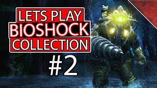 Lets play Bioshock the collection EP 2 (Bioshock 1)