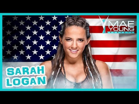 Top 10 moves of Sarah Logan (Crazy Mary Dobson)