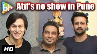 Atif Aslam's Breaks Silence On concert cancelled by Shiv Sena