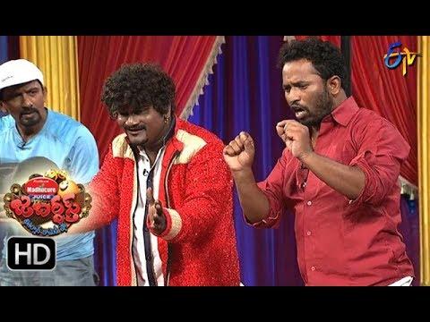 Kiraak RP Performance | Jabardasth | 21st September 2017| ETV  Telugu