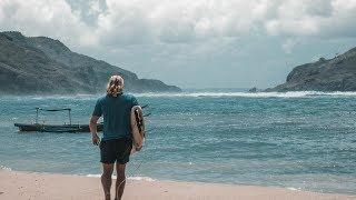Huge waves at Seger Reef, Lombok