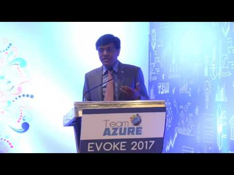 """Team Azure presents """"Evoke 2017 - Part 1"""" - Topic - The Science of Investing by Mr Neelesh Surana"""
