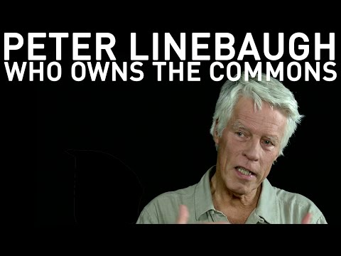 Peter Linebaugh: Who Owns the Commons? An 800 Year Fight for Public Goods | #GRITtv