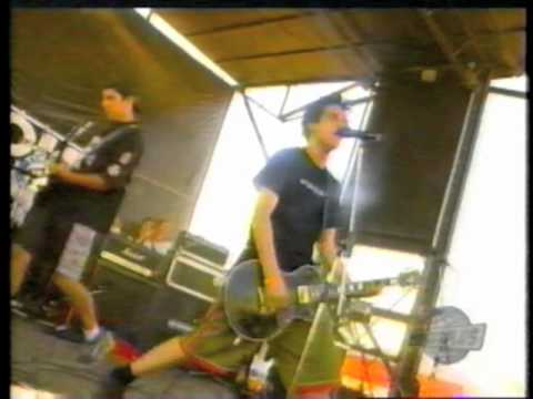 2001 Vans Warped Tour - Montreal, Canada