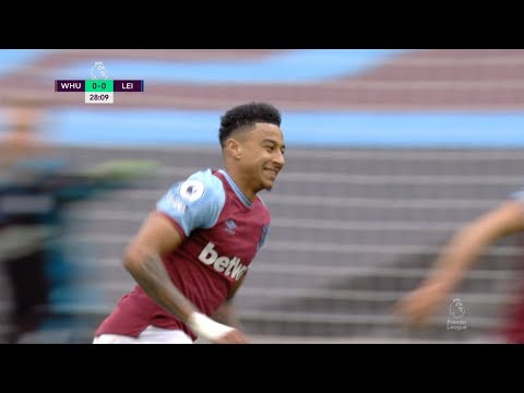West Ham Leicester Goals And Highlights