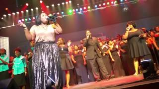 "Tasha Cobbs ""Break Every Chain"""