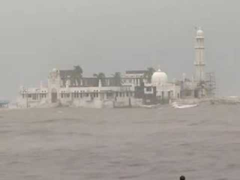 Copy of EID SPECIAL Haji Ali Dargah rare video of Sinking in water   YouTube00