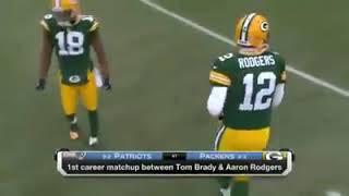 2011 Green Bay Packers vs New England Patriots