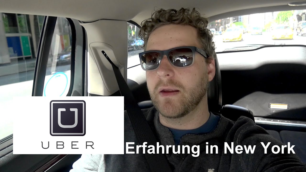 uber taxi erfahrung in new york city urlaubsquickie youtube. Black Bedroom Furniture Sets. Home Design Ideas