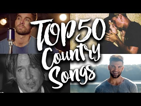 TOP 50 Country Songs of June 2017