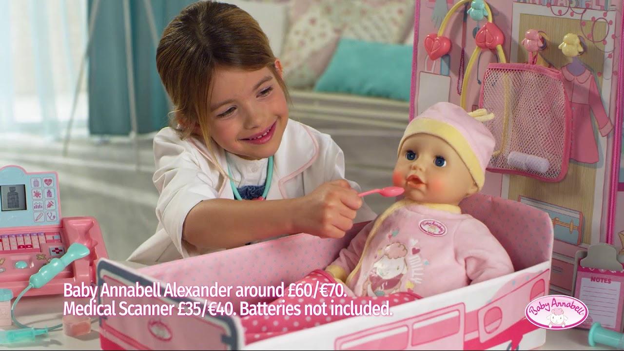 Baby Annabell Hospital (UK) - YouTube