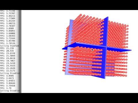 Hi-Z GPU Accelerated Occlusion Culling