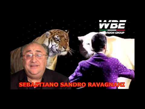 WBE TELEVISION GROUP SPECIALE STEFANO ORFEI NONES ISOLA DEI FAMOSI BY SANDRO RAVAGNANI