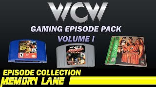 WCW Video Games Episode Collection - Volume I (MEMORY LANE)