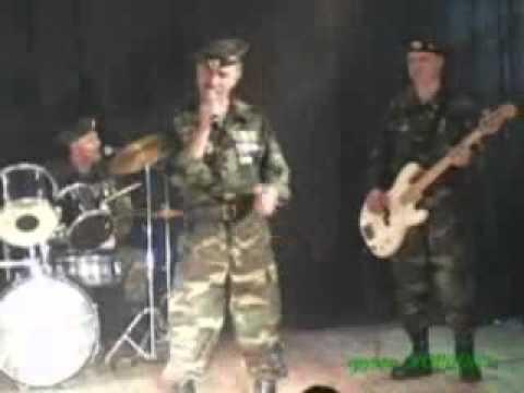 "Песни Афгана. гр.Кордон - ""Гвардии Сержант"""