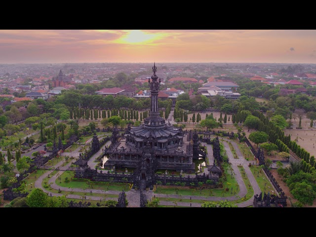 Bajra Sandhi Monument - inspire 2 x5s 45mm - 4k