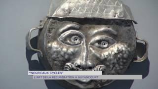 """""""Nouveaux cycles"""" : l'art de la récupération à Guyancourt"""