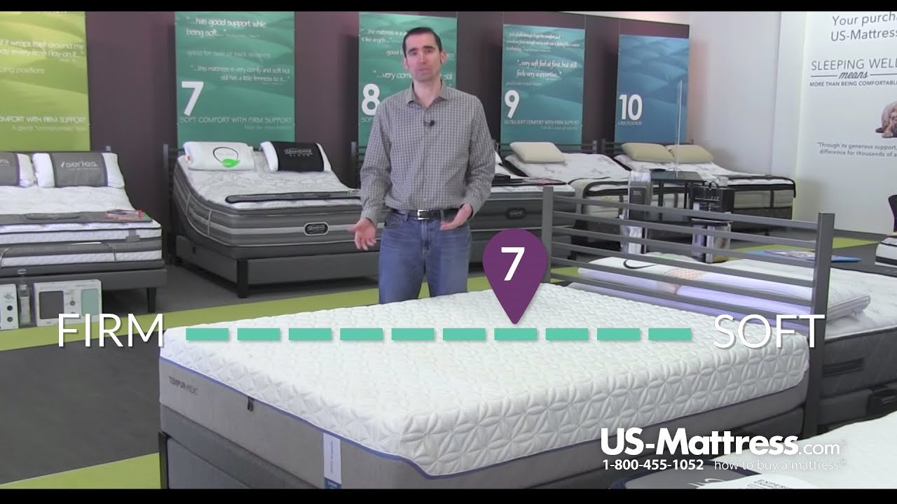 Ervaring Tempur Matras : Tempur cloud elite mattress expert review youtube