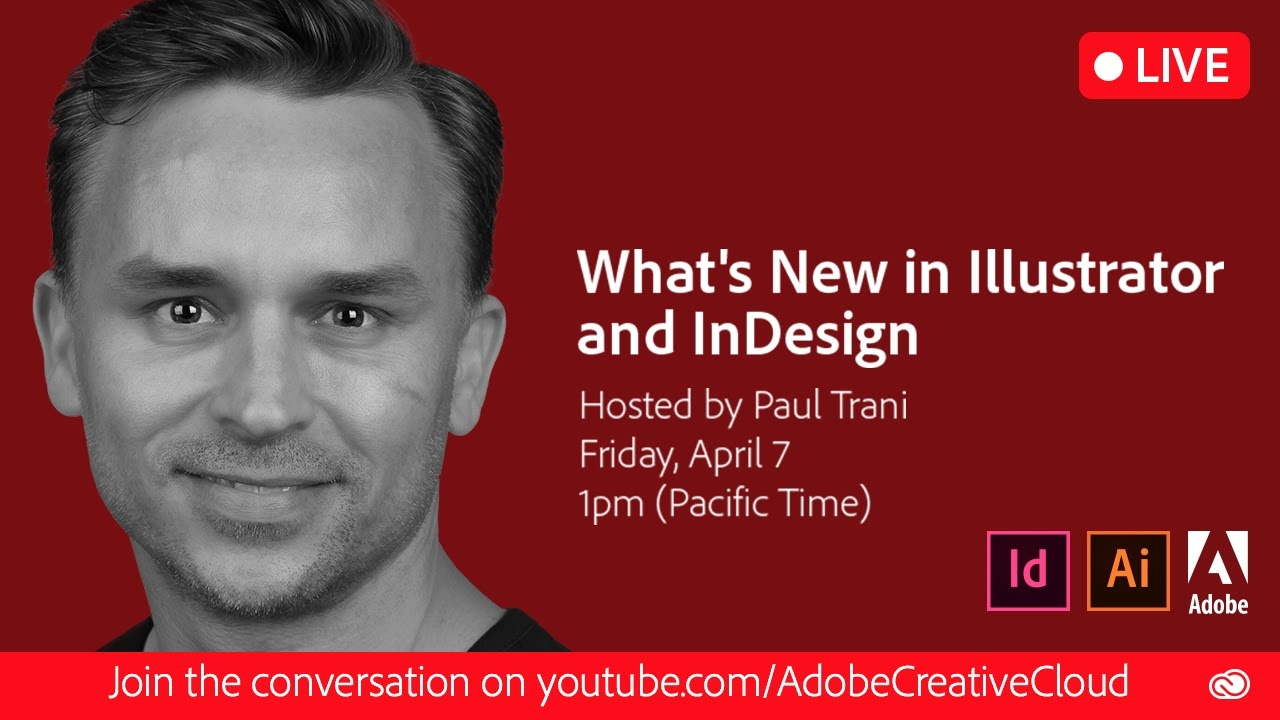 What's New in Illustrator and InDesign | Adobe Creative Cloud