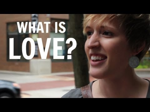 WHAT IS LOVE | Answer One Question