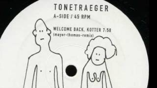 Tonetraeger - Welcome Back, Kotter (Mayer-Thomas Remix)