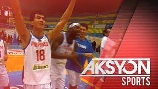 Gilas Pilipinas, pasok na sa FIBA World Cup