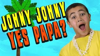 Johny Johny Yes Papa | WigglePop | Island Fun | Nursery Rhymes | Kids Songs | Family Friendly Songs